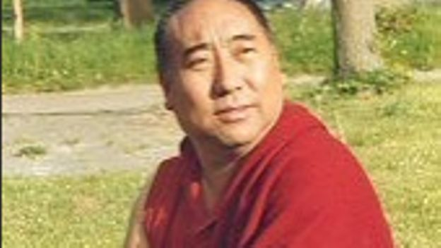 Le Lama Karta dirigeait l'Institut tibétain Yeuten Ling à Tihange.
