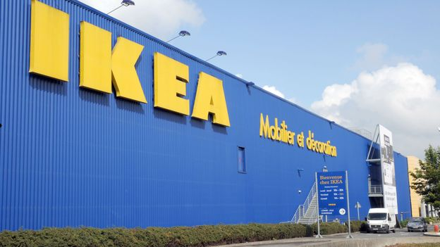 la venue d 39 ikea mons ne fait pas que des heureux rtbf regions. Black Bedroom Furniture Sets. Home Design Ideas
