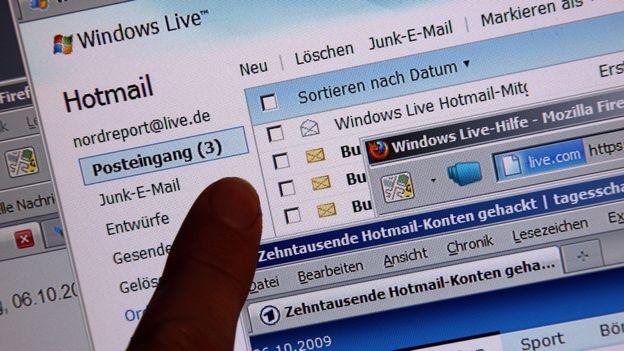 L'interface de Hotmail vit ses dernières semaines