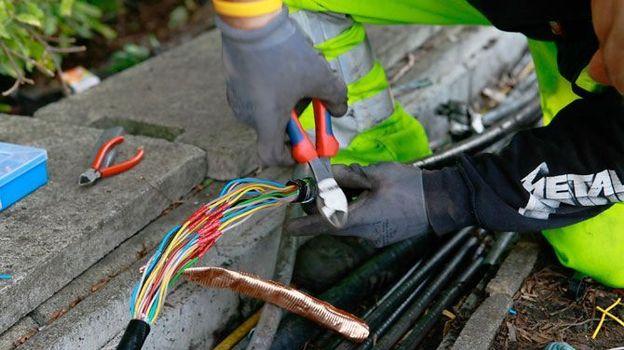 Le gouvernement, Infrabel et la SNCB lancent un plan national contre les vols de câbles