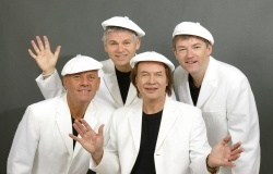The Rubettes Tour 2012