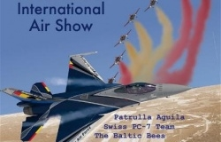 Assistez au Florennes Airshow