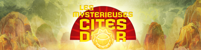 Les mystrieuses cits d'or