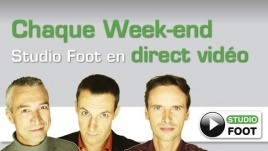 Studio Foot Samedi