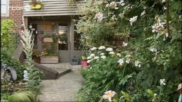 le jardin de la g n rosit chez marie paule et georges du. Black Bedroom Furniture Sets. Home Design Ideas