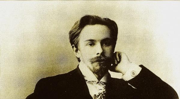 Première émission sur Alexandre Scriabine