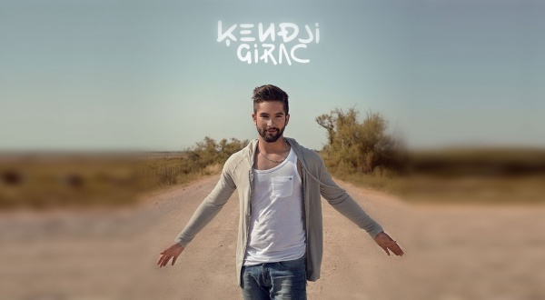 "Kendji GIRAC ce mardi dans ""Le 5 à 7""!"