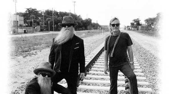 ZZ TOP A FOREST NATIONAL